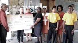 Arton Bank Donation